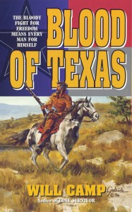 Blood of Texas Cover