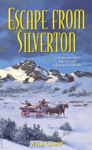 Escape from Silverton Cover