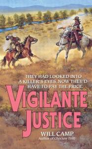 Vigilante Justice Cover