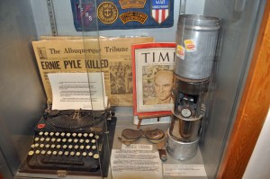 Ernie Pyle's Typewriter